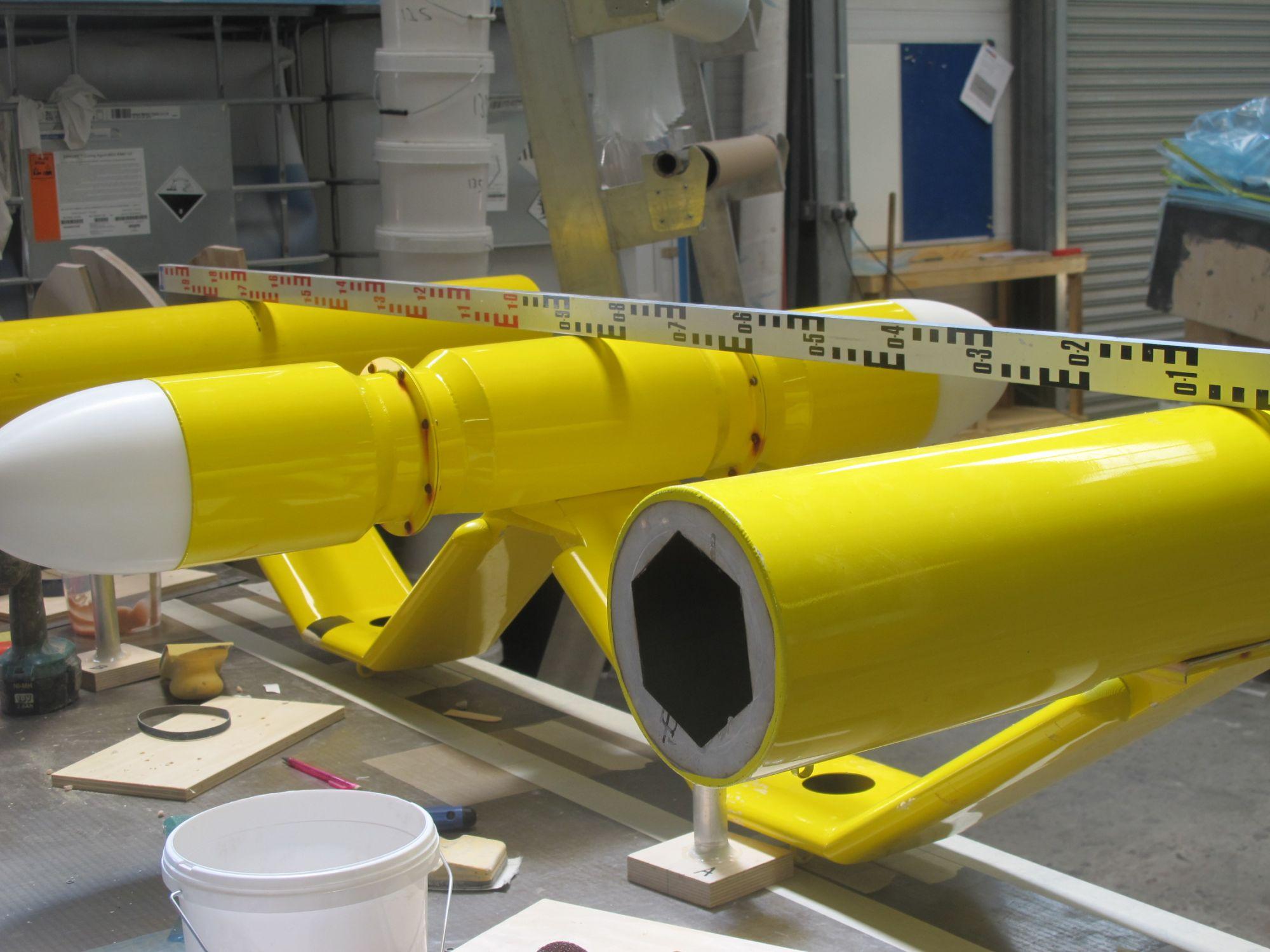 tidal device model